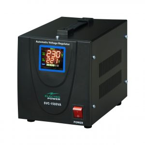 Stabilizator tensiune Electropower EP-SVC-1500VA-(1200W)-230V