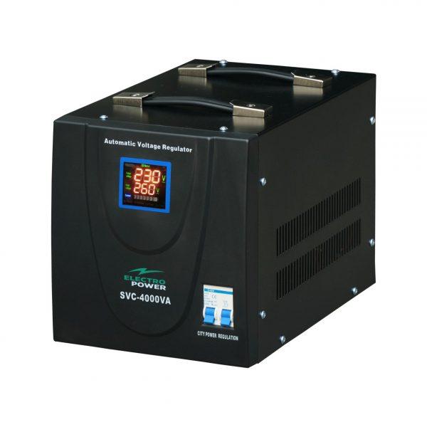 Stabilizator tensiune Electropower EP-SVC-4000VA-(3200W)-230V