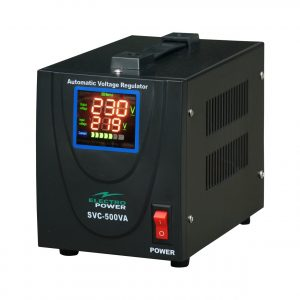 Stabilizator tensiune Electropower EP-SVC-500VA-(400W)-230V
