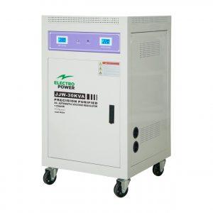 Stabilizator tensiune precizie EP-JJW-30kVA(24kW)-220V