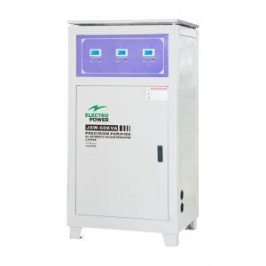 Stabilizator tensiune precizie EP-JSW-60kVA(48kW)-380V