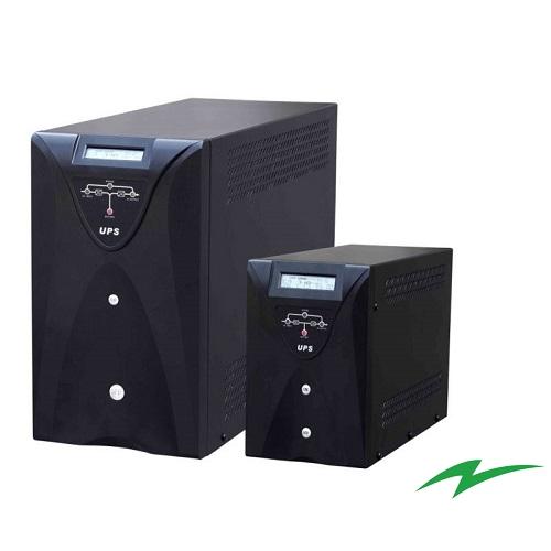 Sursa UPS Braun Group 2000VA cu iesire sinus LCD, back-up 30min