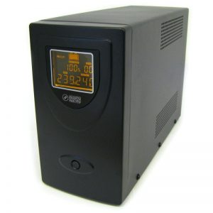 Sursa UPS Braun group line-interactive 1200VA LCD