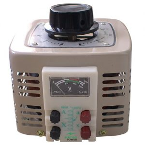 Autotransformator monofazic 2000VA
