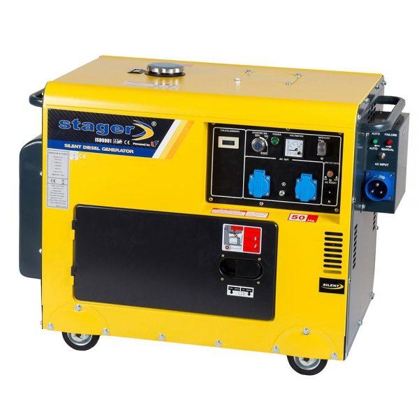 Generator Stager DG 5500S 2