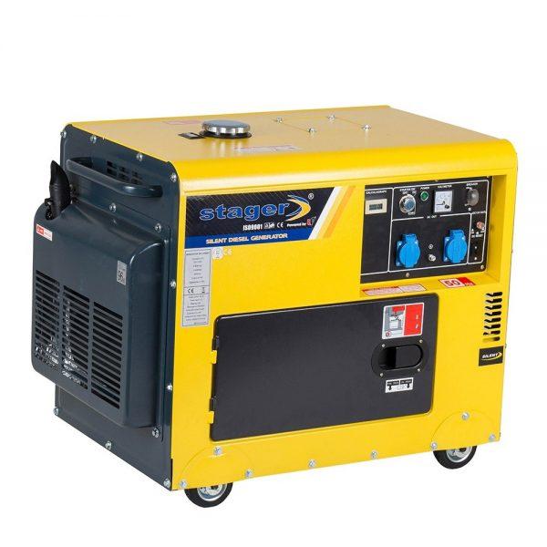 Generator Stager DG 5500S