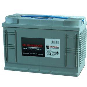 Baterie stationara AGM 100Ah