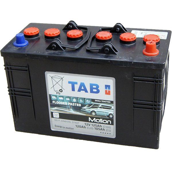Baterie semitractiune 12V 105Ah