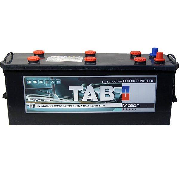 Baterie semitractiune 12V 140Ah