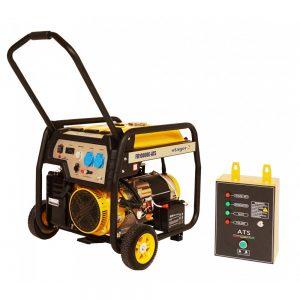Generator Stager FD10000E cu automatizare