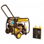 Generator Stager FD6500E+ATS