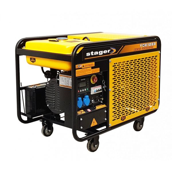 Generator Stager YDE12E3