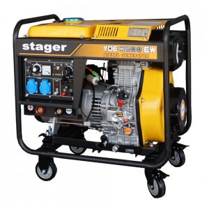 Generator Stager YDE8500EW