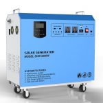 Sistem generator solar 800W 3