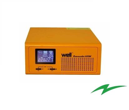 Sursa UPS pentru centrale termice 230V 600W