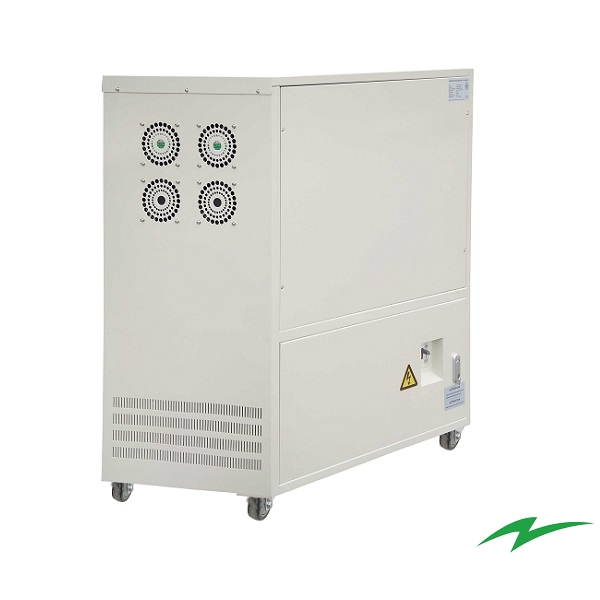 Stabilizator tensiune microcip static EP-SJW-WB-100kVA back