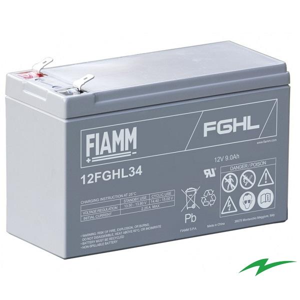 Acumulator Fiamm long life 12V 8.4Ah